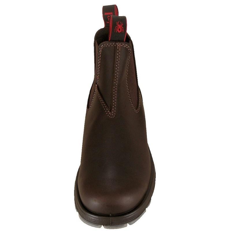 715436f6d25c Redback UNPU Nevada  Puma  Work Boots. Elastic Sided. Soft Toe ...