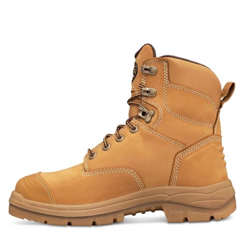fa8ed0e5b6e Oliver Work Boots 55332, 150mm (8