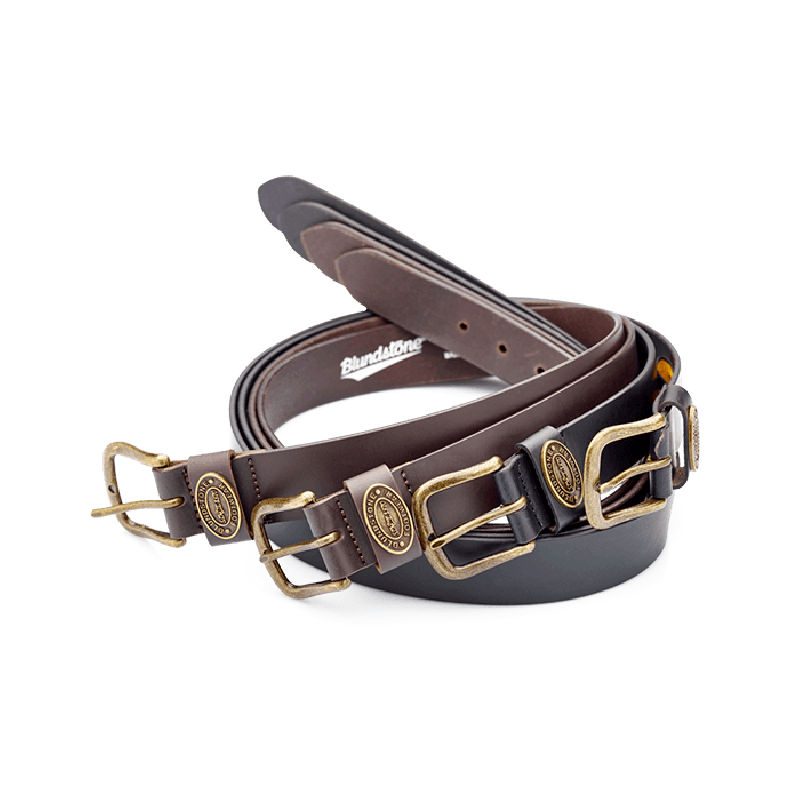 Blundstone Quality Leather Belts Black Amp Brown