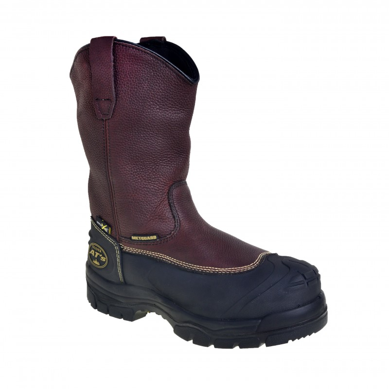e2f19c21826 Oliver 65393, Steel Toe Safety Work Boots, Pull On AT's 'Riggers ...