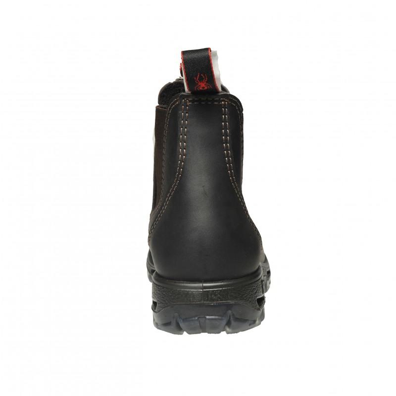 02d72449200 Redback USBOK Work Boots. Steel Toe Cap Safety . Elastic Sided Bobcat.