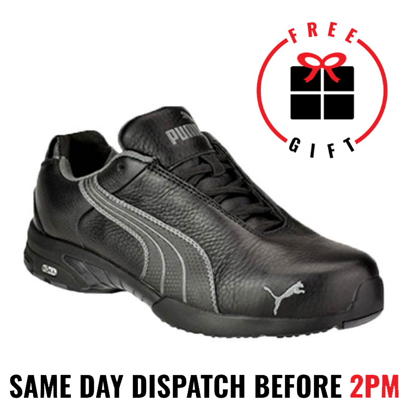 7364b0d6 Puma Work Shoes 642857. 'Miss Safety' Velocity. Steel Toe Cap Safety ...