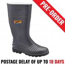 Blundstone 024 Steel Toe Safety Gumboot - Metatarsal Protection - Anti Penetration Midsole -Premium Comfort