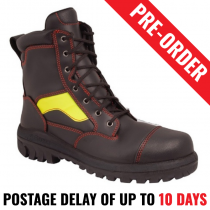 Oliver 66460 'Wildland' Lace-up 180mm, Firefighter Boot. Water & Flame Resistant - Pre Order