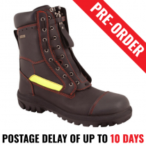 Oliver 66495Lace-Up Structural Firefighter Boots. Water Proof. Flame Retardant - Pre Order