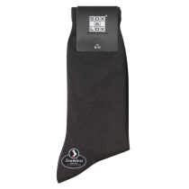 Sox & Lox Men's Seamless Business Sock - Extra Fine, Extra Soft. A1