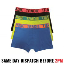 TRADIE MEN'S COTTON UNDERWEAR - DYNAMITE 3 PACK