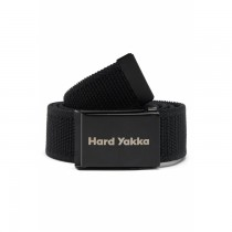 "Hard Yakka ""Y26791"" Black Stretch Work Belt"