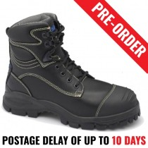 Blundstone 994 Black 150mm Safety Work Boot - Penetration Resistant and Metatarsal Protection - Pre Order