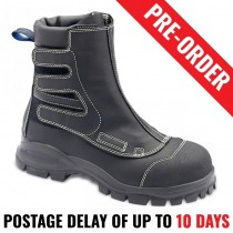 Blundstone 981 Black Safety Smelter Boot - Flame Retardant - Pre Order