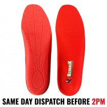 Redback Original Replacement Footbeds - Extra Comfort Insoles.