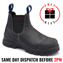 Blundstone 990 Black Safety Pull On Work Boot