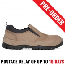 Mongrel 315060 Stone - Steel Toe Safety Work Shoe.