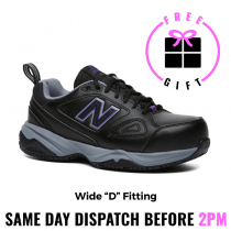 "New Balance Women's ""627"" D fitting, Wide Steel Toe Safety Shoe"