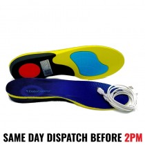 DC Sport Smart Insoles - Data Sharing Comfort Footbeds - Calorie and Step Count!